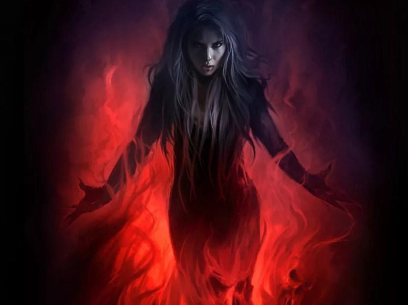 черная ведьма