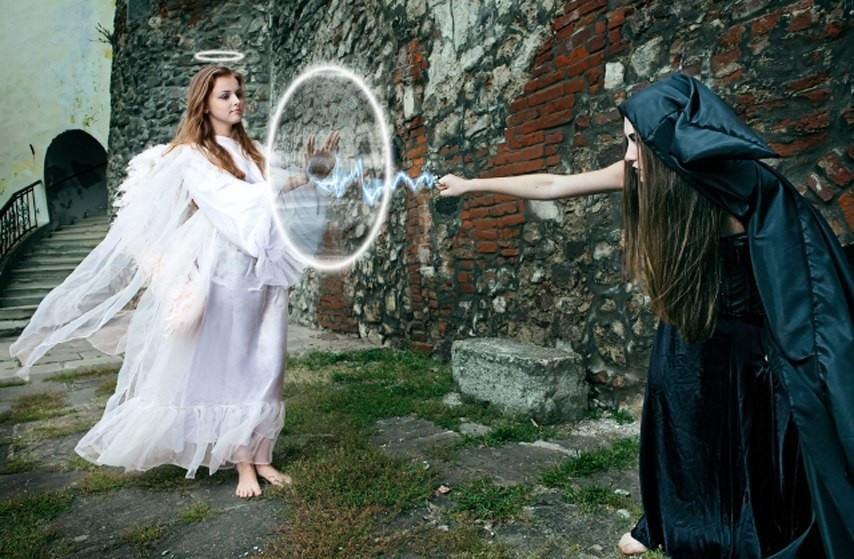 защита от ведьмы