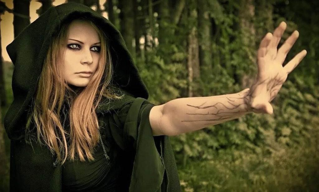 воздействие ведьмы