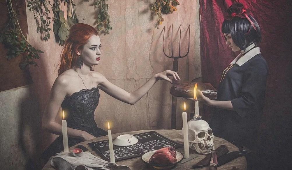 признаки ведьмы