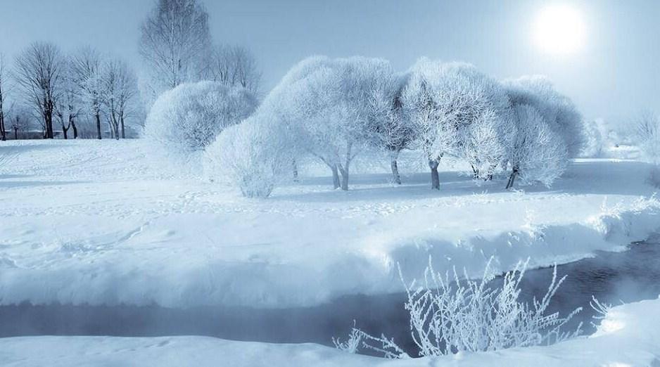 видеть во сне снег