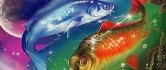 рыбы и рыбы