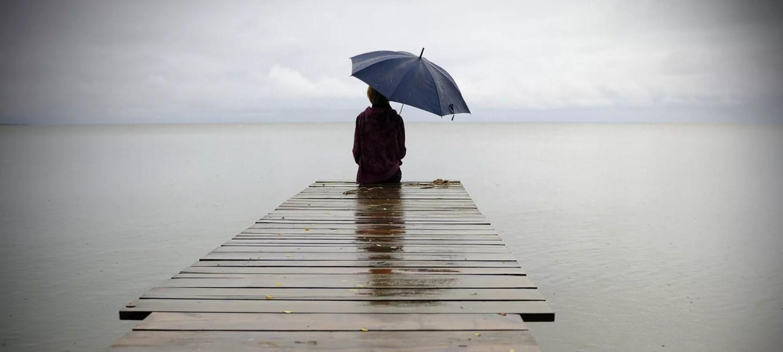 от одиночества